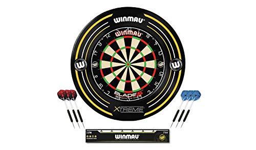 WINMAU Blade 5 - Bersaglio per Freccette con setole Professionali
