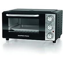 TV Das Original 09868 Gourmetmaxx Infrarot-Ofen, 13 L, 1000 W, schwarz
