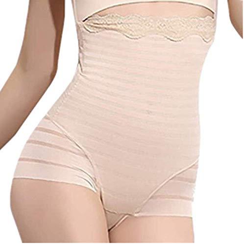 WUSIKY Intimates Damen Unterwäsche Dessous Shapewear Firm Fit Slim Taille Hose Shaper Korsett 2019 Damen Unterwäsche(Khaki,2XL) - Firma Shapewear