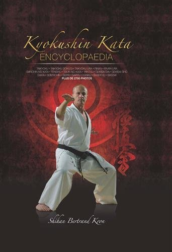 Kyokushin kata : Encyclopedia