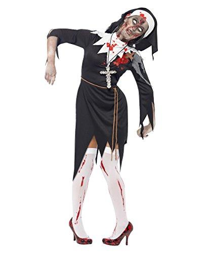 Kostüme Bekam (Zombie Nonnen Kostüm Plus)