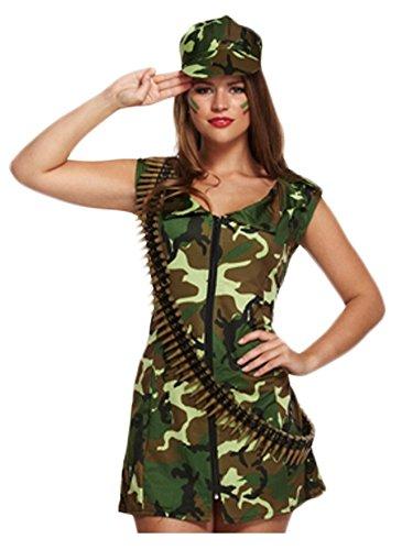 Hot Roman Damen und Herren Fancy Dress Halloween-Kostüm für Halloween Weihnachten Party Kostüm Accessoire von Dekorationen Erwachsene by Lizzy®
