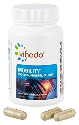 Vihado Mobility - Knochen, Knorpel, Gelenke, 60 Kapseln, 1er Pack (1 x 37 g)
