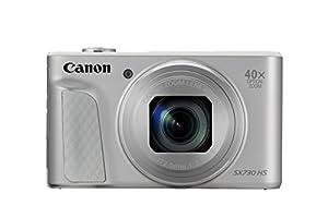 Canon PowerShot SX730 HS 20.3 MP Camera - Silver