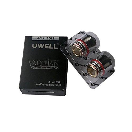 Uwell Valyrian Coils 2er Pack Verdampferköpfe