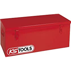 KS TOOLS 999.0180 Coffre de chantier sans plateau- 850 x 350 x 350 mm