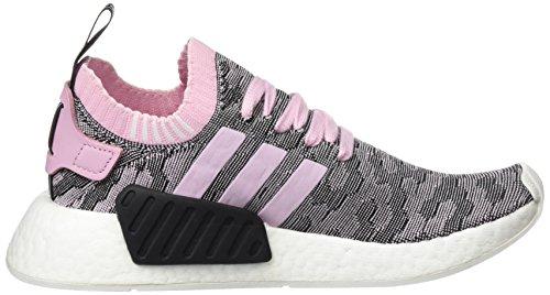 adidas NMD_r2 PK W, Sneakers Basses Femme Rose (Wonder Pink F10/wonder Pink F10/core Black)
