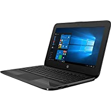 "2018 Newest HP Stream Pro 11.6"" HD Laptop With 3X Faster WiFi - Intel Dual-Core Celeron N3060 Up To 2.48 GHz, 4GB RAM, 64GB EMMC, HDMI, Bluetooth, 11-Hours Battery Life, Windows 10 Pro Ð Thin/Light"