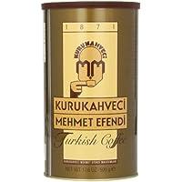 Mehmet Efendi Turkish Coffee, 500-Gram Can by Mehmet Efendi