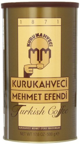 Kurukahveci Mehmet Efendi - Türkischer Mokka Kaffee (500g)