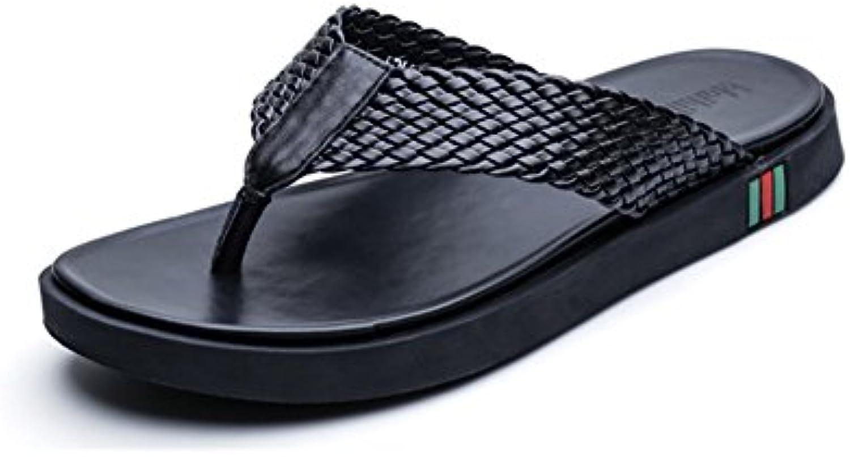 Männer Jahreszeiten Lässig Mode Geschäft Jugend Schnürsenkel Lederschuhe