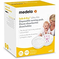 Medela Discos absorbentes desechables Safe & DryTM Ultra thin