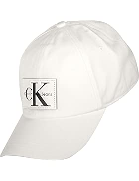 Calvin Klein Jeans JRE-Issue Leather Patch Cap