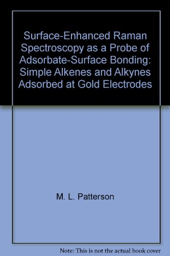 surface-enhanced-raman-spectroscopy-as-a-probe-of-adsorbate-surface-bonding-simple-alkenes-and-alkyn