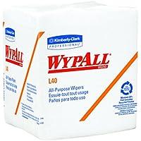 WypAll 7471 L40 Wischtücher, Airflex, 1/4 Folded, 56 Blatt pro Karton, 18-er Pack