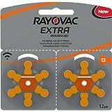 120 Rayovac Extra Advanced Nr 312 Hörgerätebatterie Elektronik
