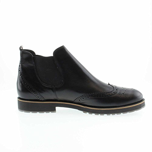 Paul Green Damen Chelseaboot 8904 018 Schwarz
