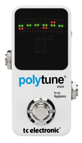 TC-Electronic Polytune 2 Mini Bodenstimmgerät, Tuner im Stompboxformat