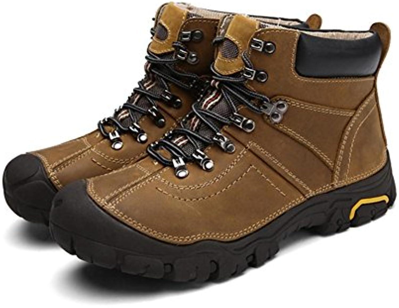 Z&HXZapatos de trekking y senderismo para hombre , 38