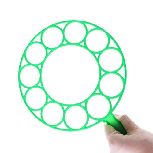 uyfrtdredswes 1 PC-Blase Dish Big Bubble Werkzeug