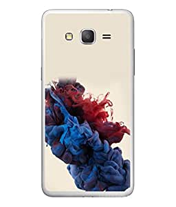 FUSON Designer Back Case Cover for Samsung Galaxy On7 G600Fy :: Samsung Galaxy Wide G600S :: Samsung Galaxy On 7 (2015) (Beauty Is Art Frame Love Paints Cool Abstract)