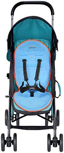 GELEEO BABY STROLLER COOLING GEL LINER (BLUE) BY GELEEO
