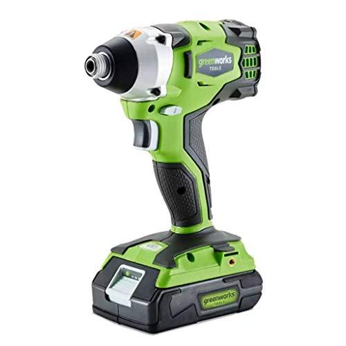 Greenworks 3801507 Destornillador Impacto 1/2 sin