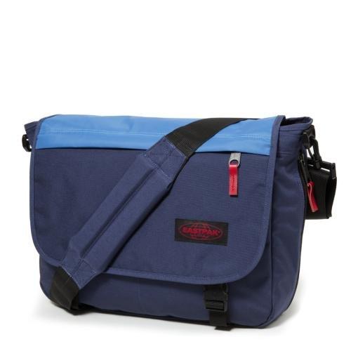 Eastpak Delegate Sac bandoulière - 20 L - Combo Blue (Multicolore)