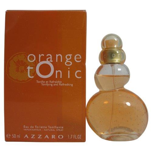 Loris Azzaro Azzaro Eau De Toilette Spray (AZZARO ORANGE TONIC von Loris Azzaro für Damen. EAU DE TOILETTE TONIFIANTE SPRAY 1.7 oz / 50 ml)