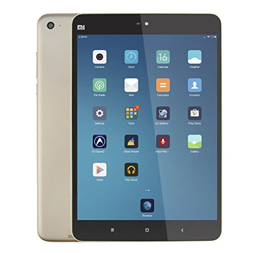 Moppi Xiaomi MiPad 2 16 G Intel cherry-trail quad core 1.84 ghz z8500 7.9 pulgadas tableta MIUI OS