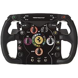 "Thrustmaster - Ferrari F1 Wheel Add-On - Réplique du volant de la Formule 1 ""Ferrari 150th Italia"""