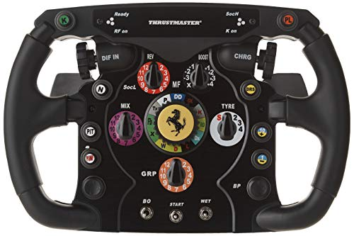 Thrustmaster Volante F1 Wheel 'ADD-ON' PC/PS3/PS4/Xbox One
