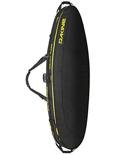 Dakine Regulator Double Quad Covertible Surfboard-Tasche 6';0 Schwarz 10001785 - Der wahre Einfallsreichtum liegt jedoch in seinem modularen Design