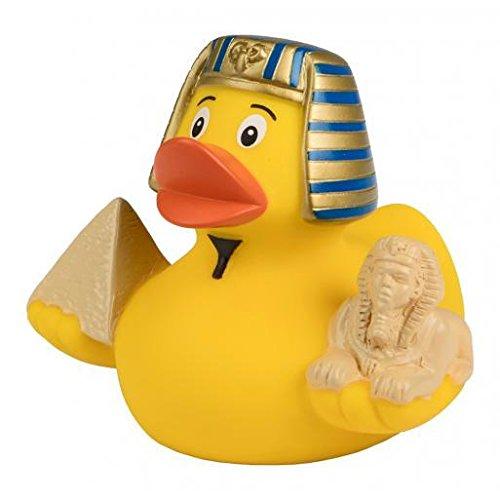 Quietsche-Ente Ägypten Badespaß Gummiente Quitschente Badeente Badespielzeug