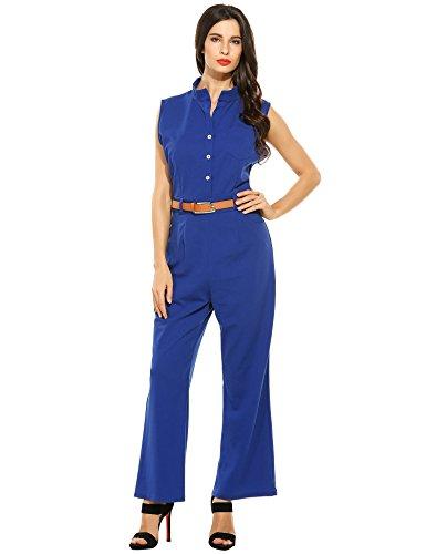 ETC KART - Combinaison - Femme Bleu