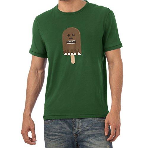 TEXLAB - Chewie Ice Pop - Herren T-Shirt Flaschengrün