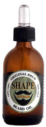 MR. SHAPE Olio da Barba - Ammorbidente profondo, lucidante 100% VEGAN