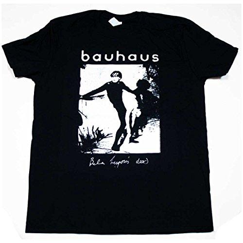 Bauhaus T Shirt - Bela Lugosi's Dead 100% Official Screenprint-xl