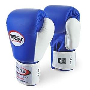 """Gants de boxe Twins Special """" de BG5 - Limited Edition """" - Bleu / 12 Oz"""