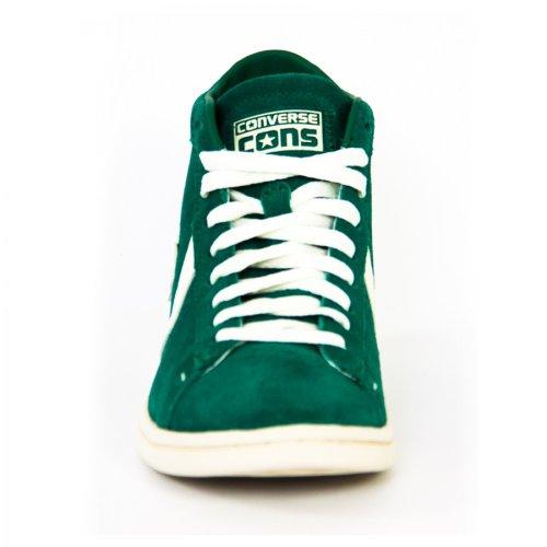 Converse Sneakers Pro Lea LP Mid VERDE