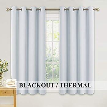 Exclusive Home Curtains Vesta Woven Blackout Grommet Top