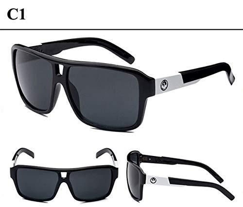 Sonnenbrille New Fashion Brand Sunglasses Men/Women Square UV400 Driving Eyewear Brand Designer Luxury Sun Glasses Vintage Gafas Feminino Einheitsgröße