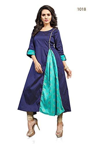 Ruchika Latest Exclusive Designer Kurti for Women (Small)