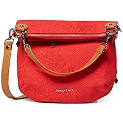 Desigual 20SAXPDV3000U - Bolso mochila de Sintético Mujer 3.00x35.50x31.00 cm (B x H x T)