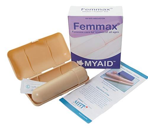 Zoom IMG-2 myaid femmax dilatatori vaginali beige