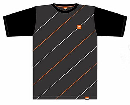 T-Shirt KTM free ride 45 Degrees, colore nero