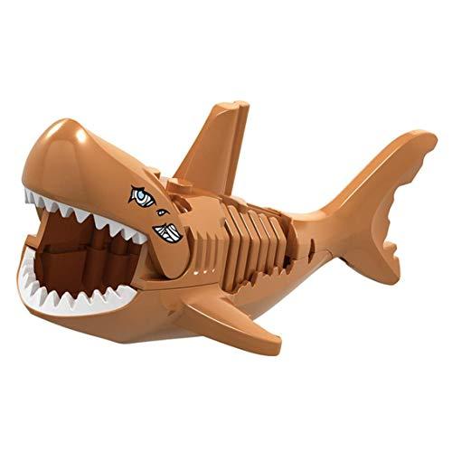 dryujdytru Super 3D Montiert Spielsachen Zombie Ghost Shark Spielzeug für Kleinkind - Xl016