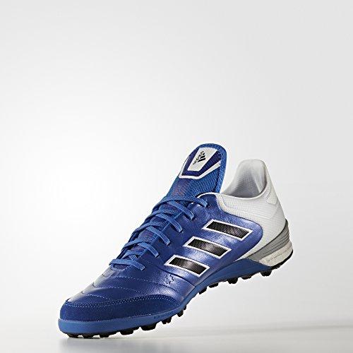 Stivali Adidas Copa Tango 17.1Blu suola Turf Pelle Blu (Azul/Negbas/Ftwbla)