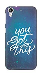 AMEZ you got this Back Cover For HTC Desire 626 G