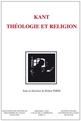 Kant: Théologie et religion